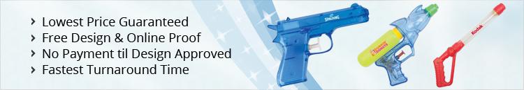 Custom Water Guns