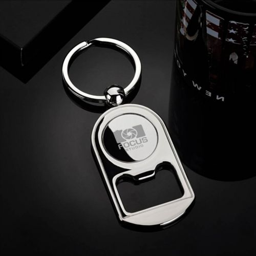 Verdugo Bottle Opener Metal Keychains