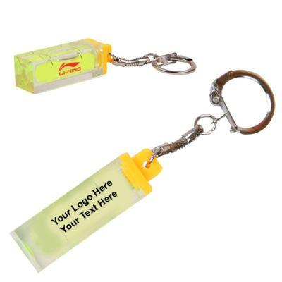 Custom Imprinted Mini Level Multi Function Key Chains