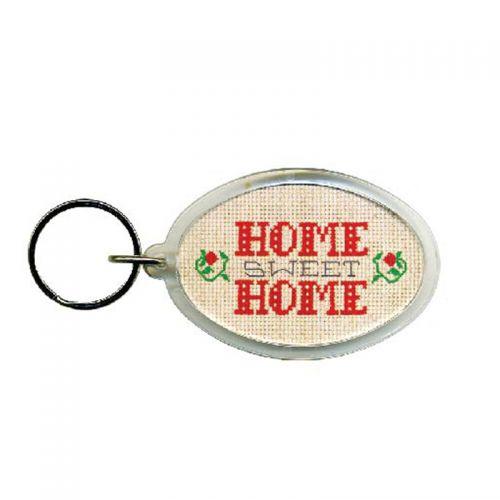 1 625 x 2 5 Inch Custom Oval Acrylic Keytags