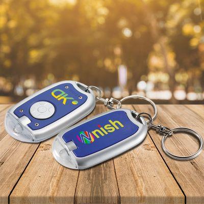 Customized Best Mini LED Flashlight Keychains