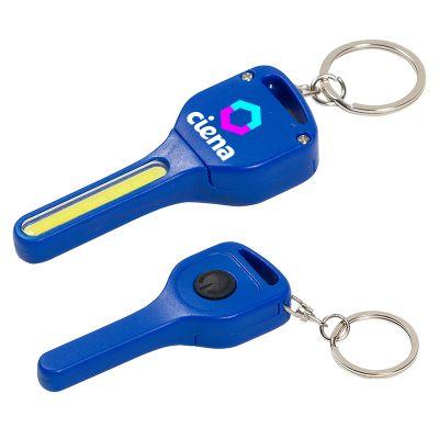 Custom Printed Key COB Safety Lights