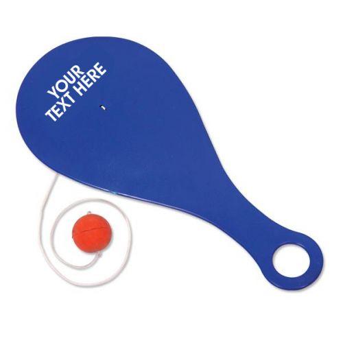Personalized Paddleball