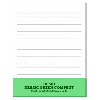 4.25x5.5 Custom Note Pads