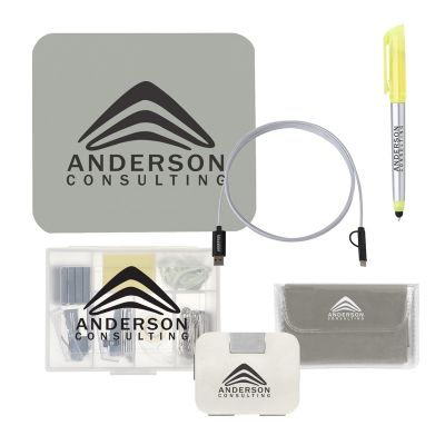 Custom Imprinted Telecommute Kits