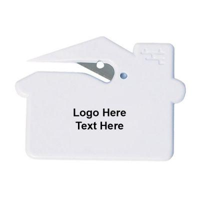 Custom printed House Shape Slitter