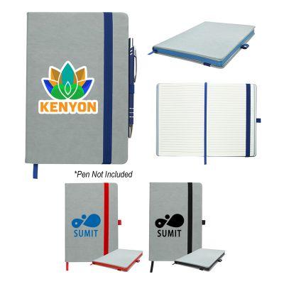5x8 Inch Promotional Velvet Touch Journal Notebooks