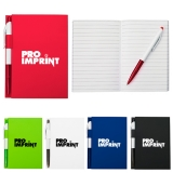 Promotional 4 x 6 Inch Notebooks With Pen