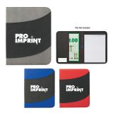 Promotional 8.5x11 Inch Non-Woven Bubble Padfolios