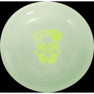 9.25 Inch Custom Printed Glow-in-the-Dark Flyers