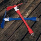 Promotional USB Breeze Mini Bendy Stem Fans