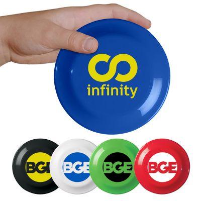 Custom Logo Imprinted Small Discus