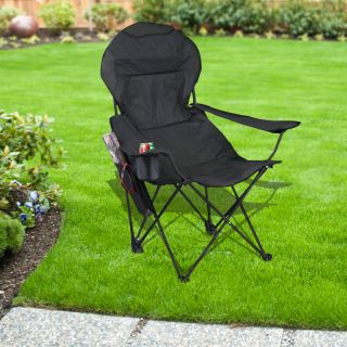 Custom Imprinted Lounge Padded Folding Chairs