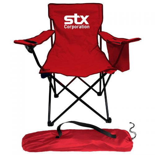 Custom Polyester Cooler Chairs