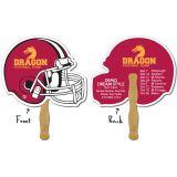 10 x 8.5 Inch Personalized Football Helmet Shape...