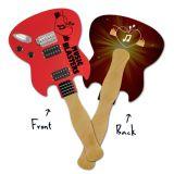 5.25x5.5 Inch Personalized Guitar Shaped Mini...