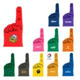 18 Inch Custom Printed #1 Foam Grabber Hands