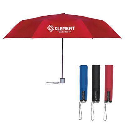 42 Inch Arc Trendy Telescopic Folding Umbrellas