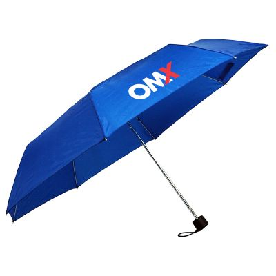 Custom Imprinted Manual Folding Umbrellas