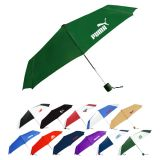 43 Inch Custom Manual Open Mini Fold Umbrellas