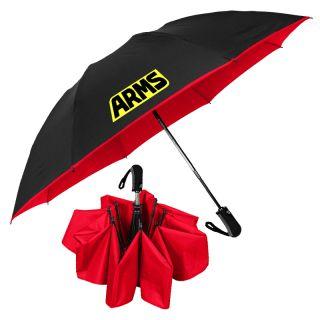 46 Inch Auto Open/Close Inverted Umbrellas