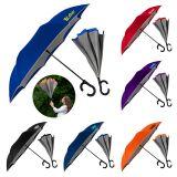46 inch Arc Custom ViceVersa Inverted Umbrellas