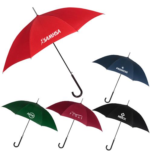46 inch Personalized Auto Open Umbrellas