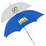 48 Inch Arc Custom Imprinted Umbrella with 100%...