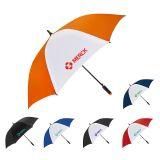 58 Inch Arc Customized Ultra Value Golf Umbrellas