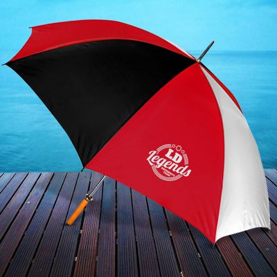 60 Inch Arc Promotional Pro-Am Golf Umbrellas