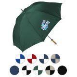 60 Inch Arc Customized Booster Golf Umbrellas