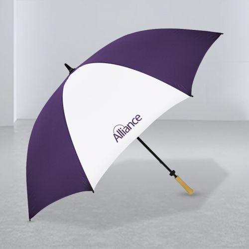 62 Inch Custom Full Size Most Popular Golf Umbrella