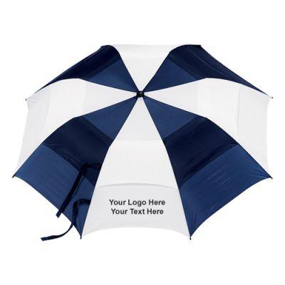 custom 58 inch arc vented golf umbrellas with 5 colors. Black Bedroom Furniture Sets. Home Design Ideas