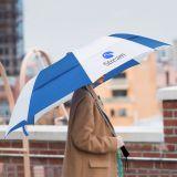 Custom 58 Inch Arc Vented Golf Umbrellas