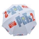 Custom Printed 7 Ft Patio Umbrellas