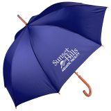 Personalized 48 Inch Arc The Hotel Umbrellas