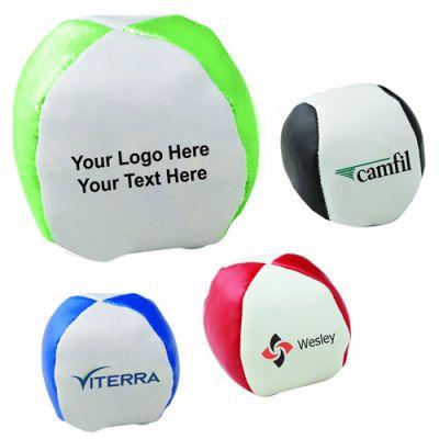 2 Inch Custom Imprinted Kick Balls