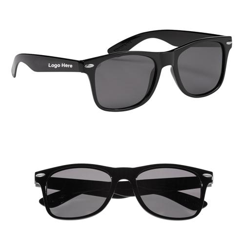 Imprinted Polarized Malibu Sunglasses