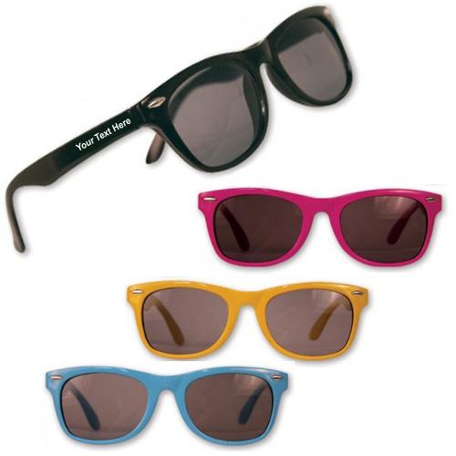 Custom Printed Blues Brothers Kids Sunglasses Assortment