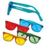 Custom Printed Translucent Sunglasses Assortment