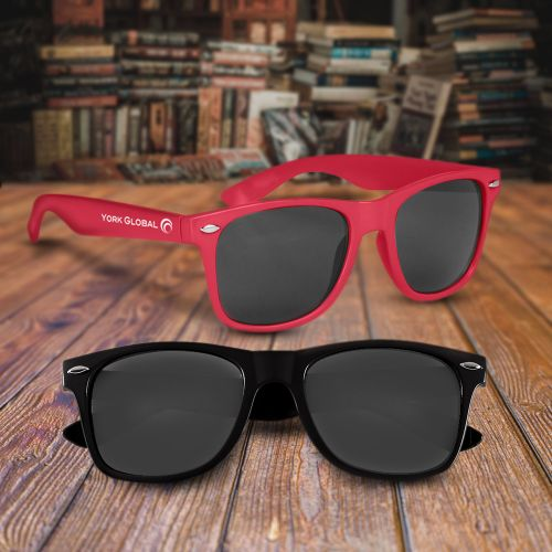 15c4f9999e2 Custom Promotional Malibu Sunglasses - Sunglasses