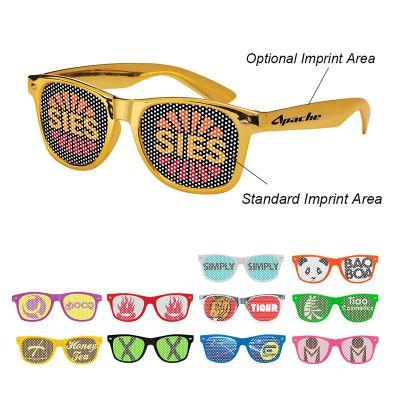 Personalized Retro Sunglasses