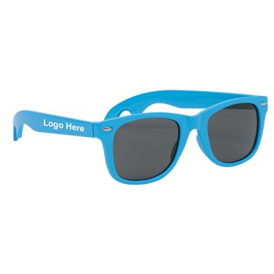 Promotional Bottle Opener Malibu Sunglasses