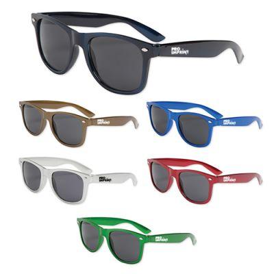 Metallic Colored Oahu Sunglasses