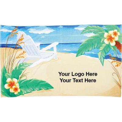 Custom Beach Chair Beach Towels