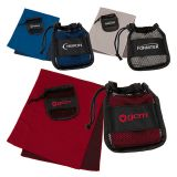 Custom Cool-It-Towels In Bag
