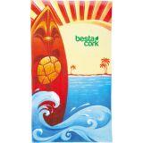 Custom Surf Board Beach Towels