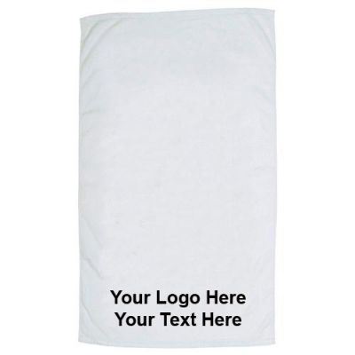 Custom Printed Midweight Beach Towels