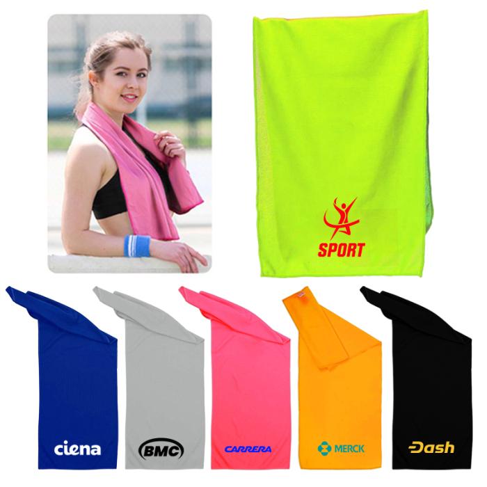 Custom Printed Very Kool Cooling Towels 5/5 stars, based on 5 reviews