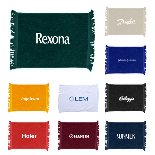 custom jewel collection soft touch sport stadium towels